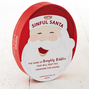 Sinful Santa Naughty Christmas Adult Game