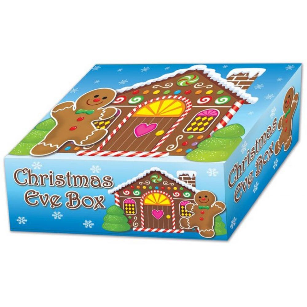 Gingerbread Christmas Eve Box