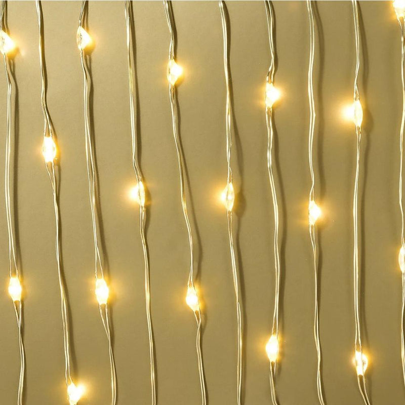 Gold LED String Lights (3m)