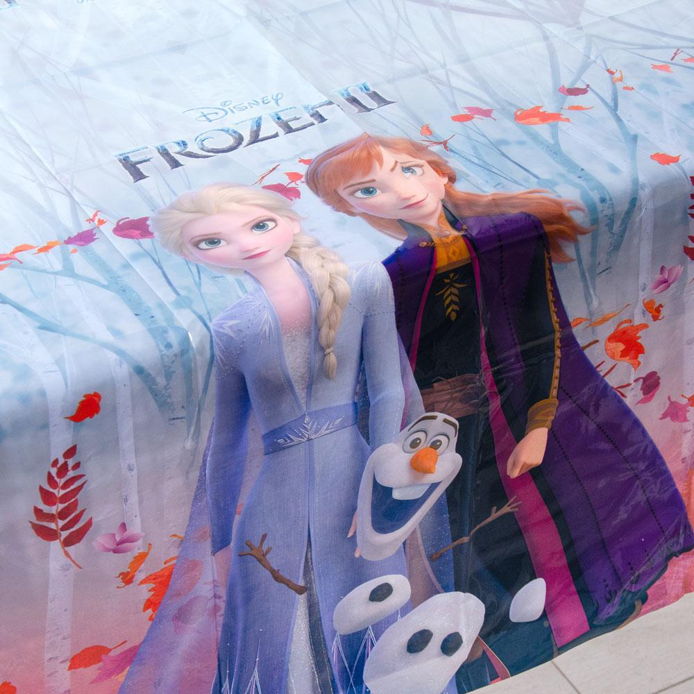 Disney Frozen 2 Paper Plastic Table Cover