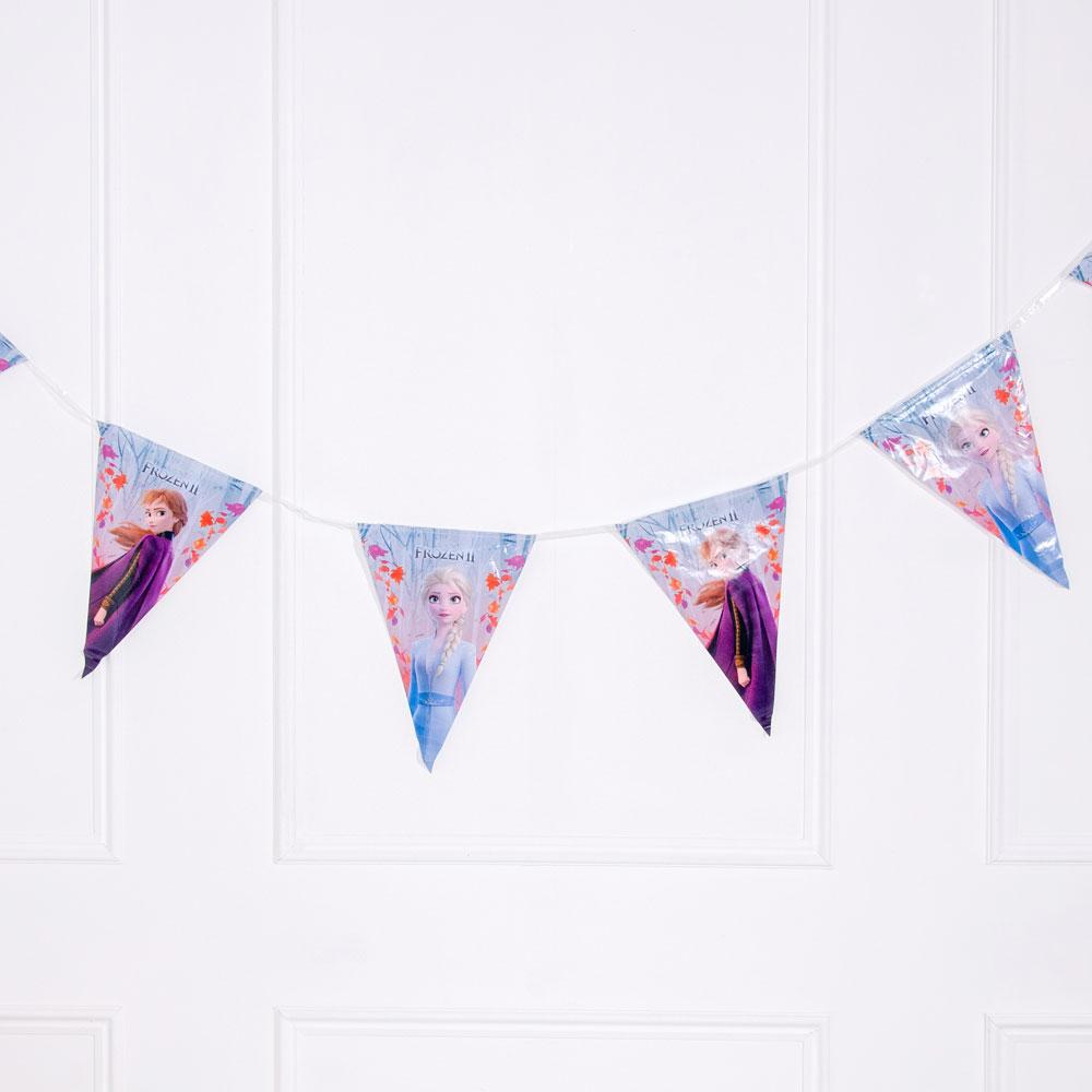 Click to view product details and reviews for Disney Frozen 2 Party Flag Banner.