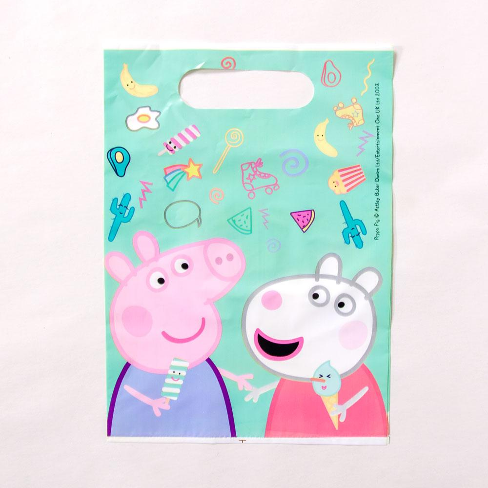 Peppa Pig Party Bags (x6)