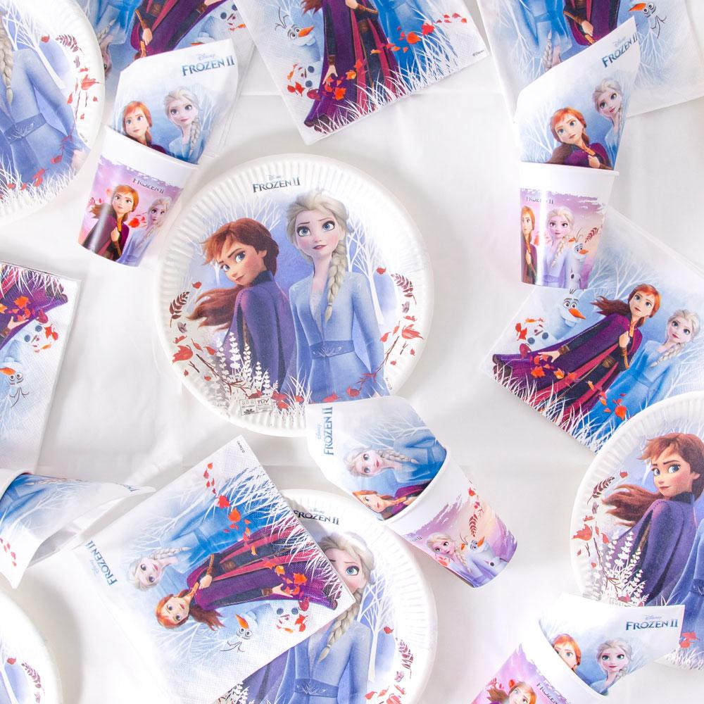 Disney Frozen 2 Party Table Set (x8)