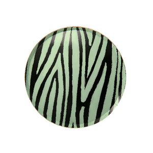 Safari Animal Print Small Plates (x8)