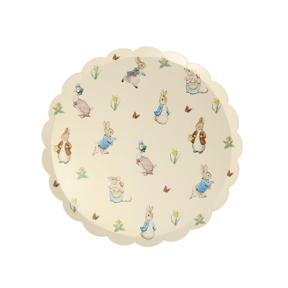 Peter Rabbit & Friends Side Plates (x12)