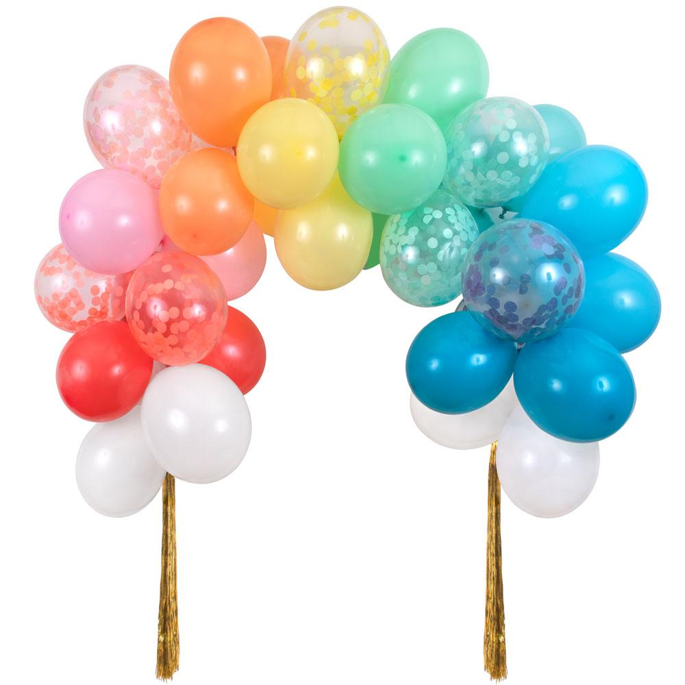 Rainbow Balloon Arch Kit
