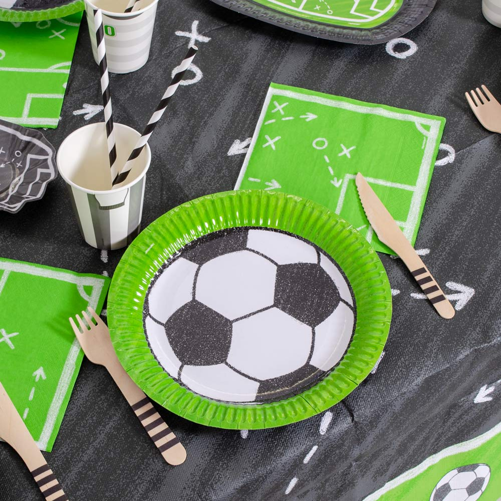 Kicker Party Table Set (x8)