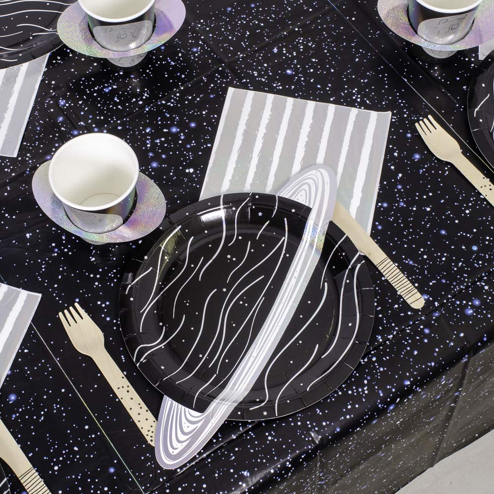 3,2,1… Blast Off! Party Table Set