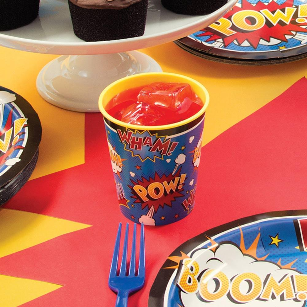 Click to view product details and reviews for Superhero Slogan Keepsake Gift Cup.