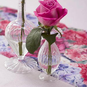 Glass Bud Vase Small