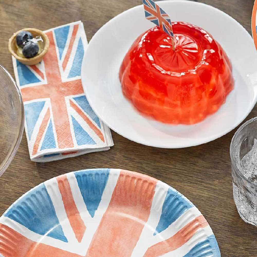 Click to view product details and reviews for Best Of British Napkins X20.