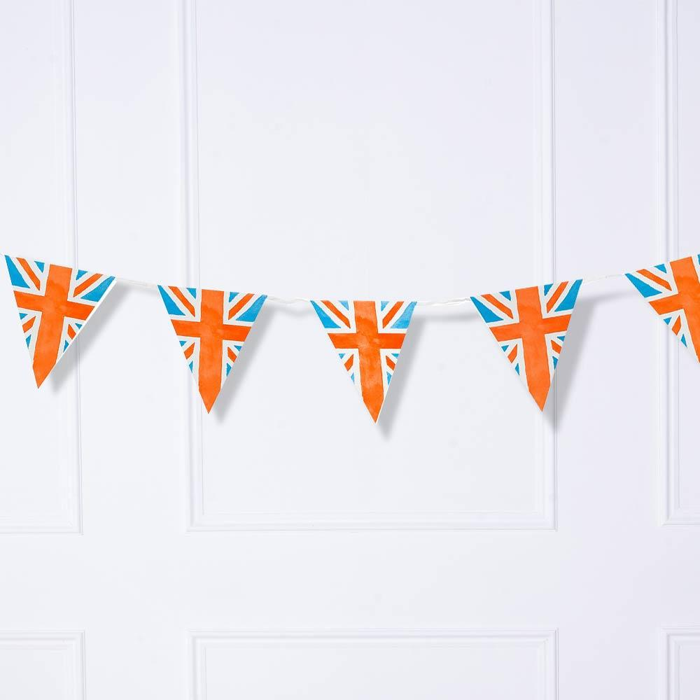 Best of British Bunting - 3m