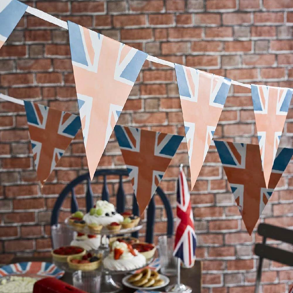 Click to view product details and reviews for Best Of British Bunting 3m.