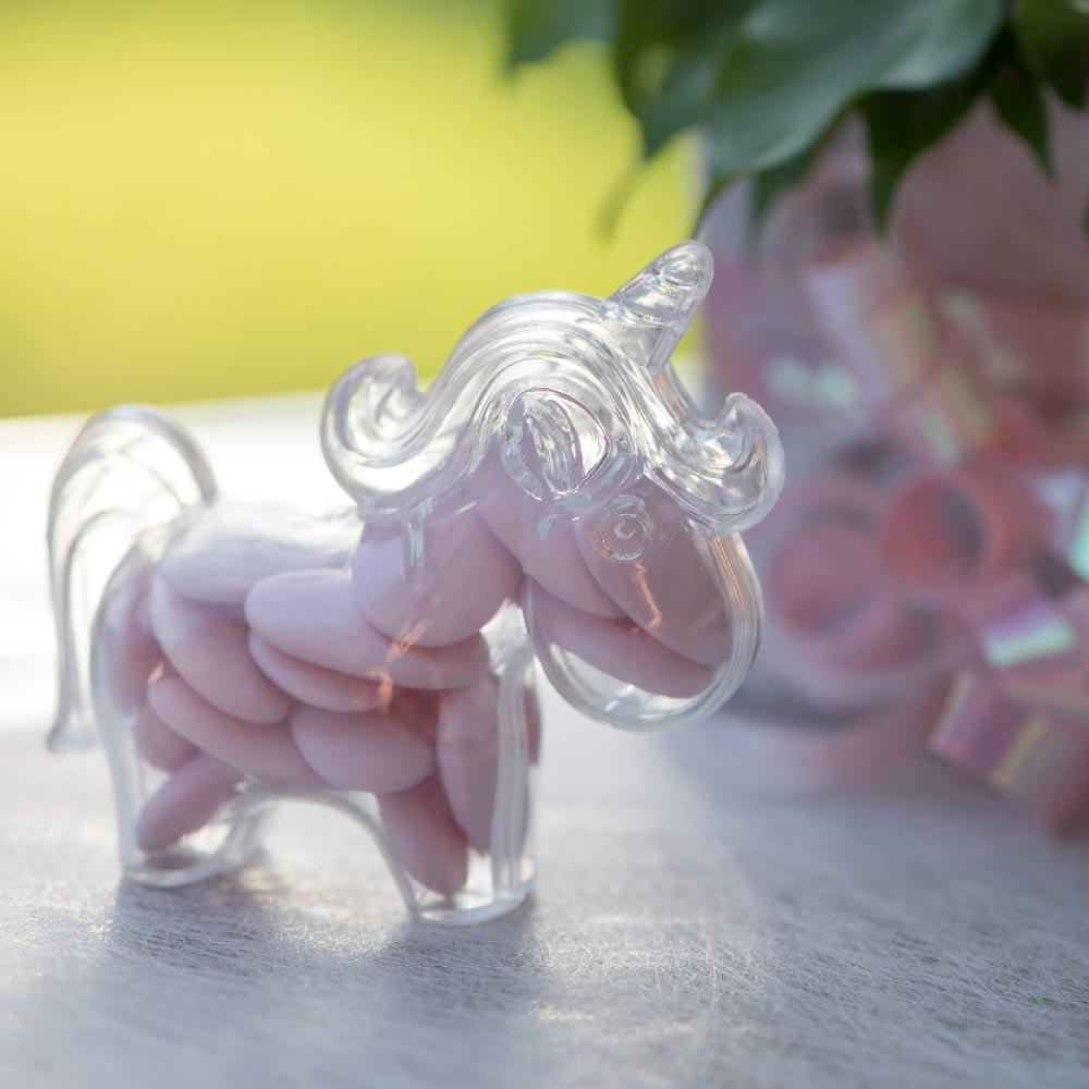 Rainbow Unicorn Party Favor (x4)
