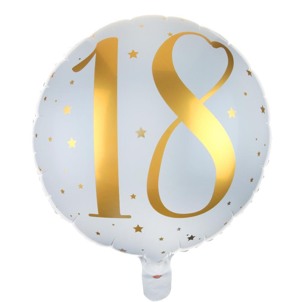 18th Birthday Foil Balloon
