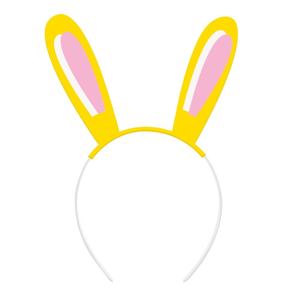 Bunny Ear Headbands (x4)