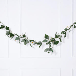 Decorative Daisy Floral Garland (1.8m)