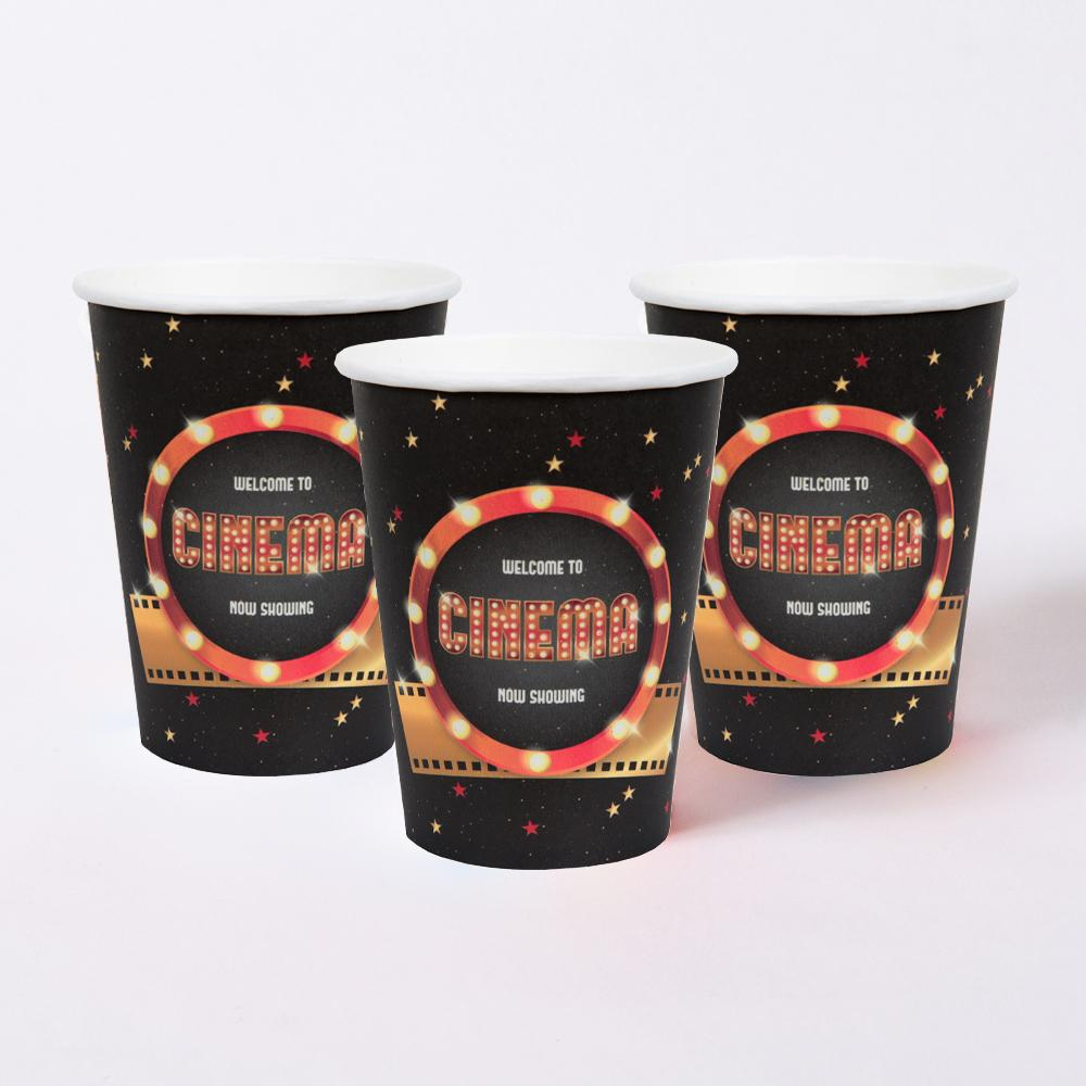 Hollywood Party Cup (x10)