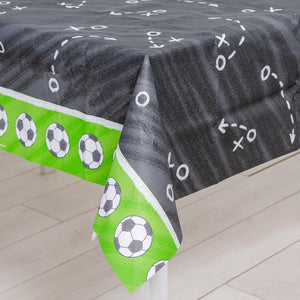 Kicker Party Paper Table Cover