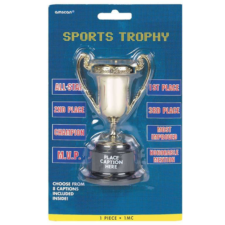 Kicker Party Trophy Favour