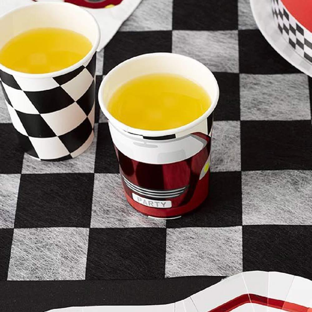 Party Racer Cups (x8)