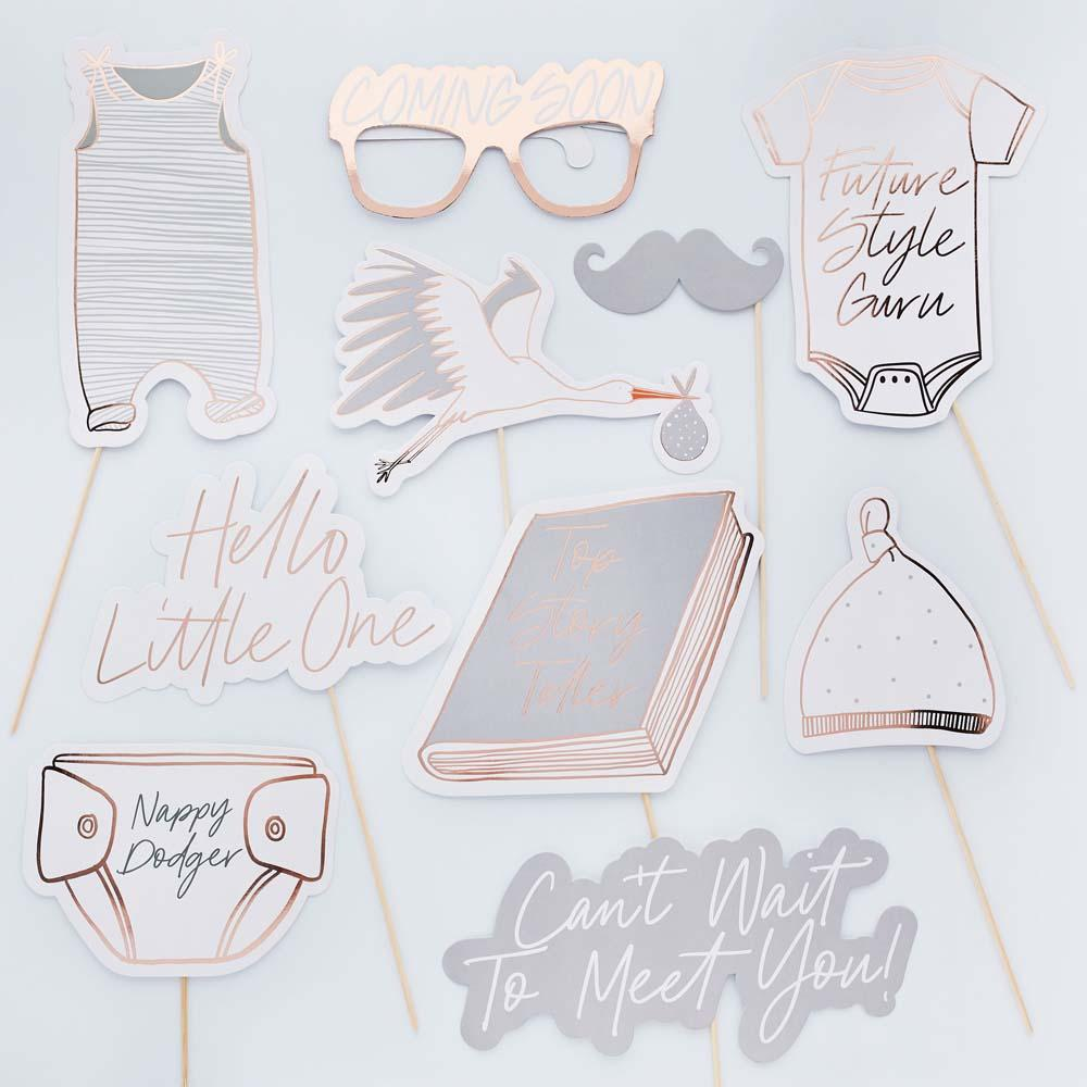Click to view product details and reviews for Hello Little One Props X10.