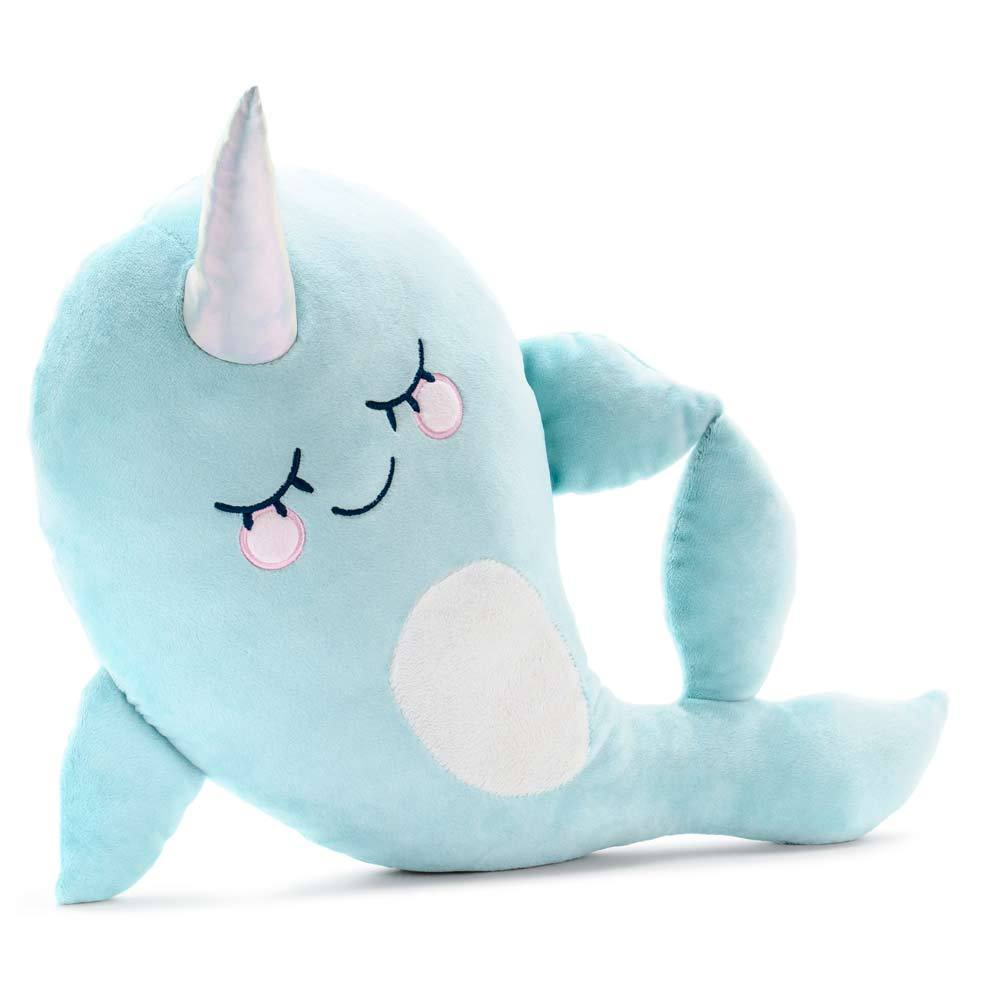 Narwhal Party Pillow