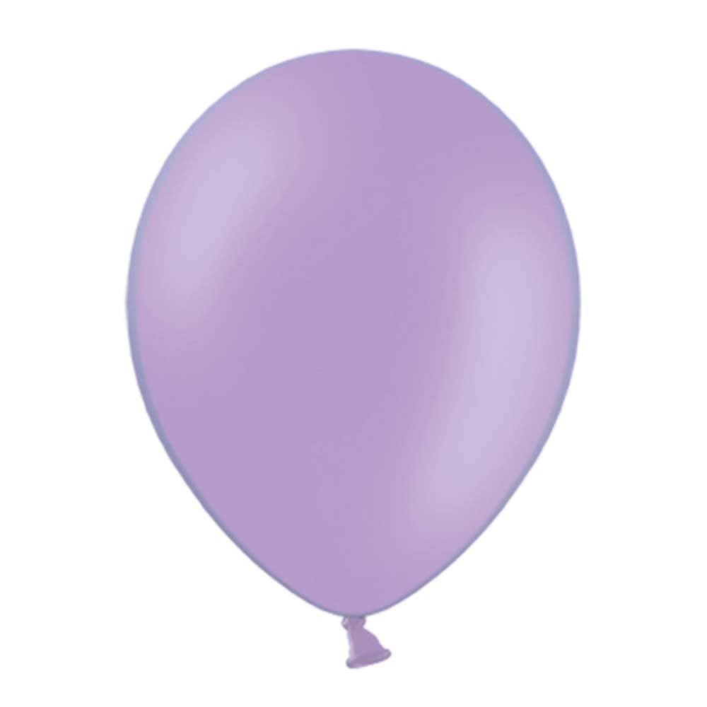 Click to view product details and reviews for Pastel Latex Balloons Lavender Blue X10.