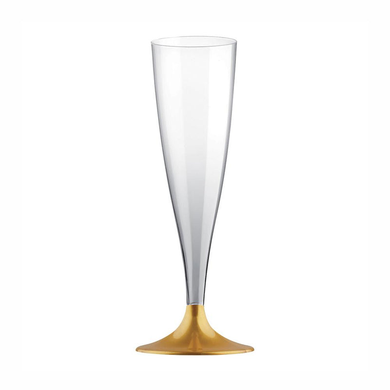 Reusable Flutes Gold (x10)