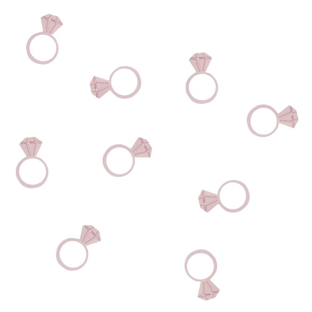 Engagement Ring Confetti