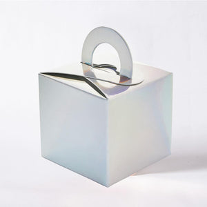 Iridescent Balloon Weight Boxes (x5)