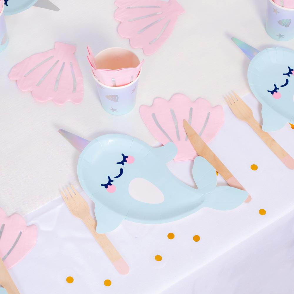 Narwhal Party Table Set