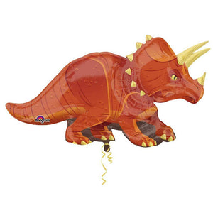 Triceratops Foil Balloon