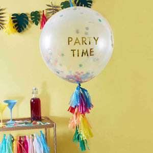 Customisable Confetti Balloon Kit