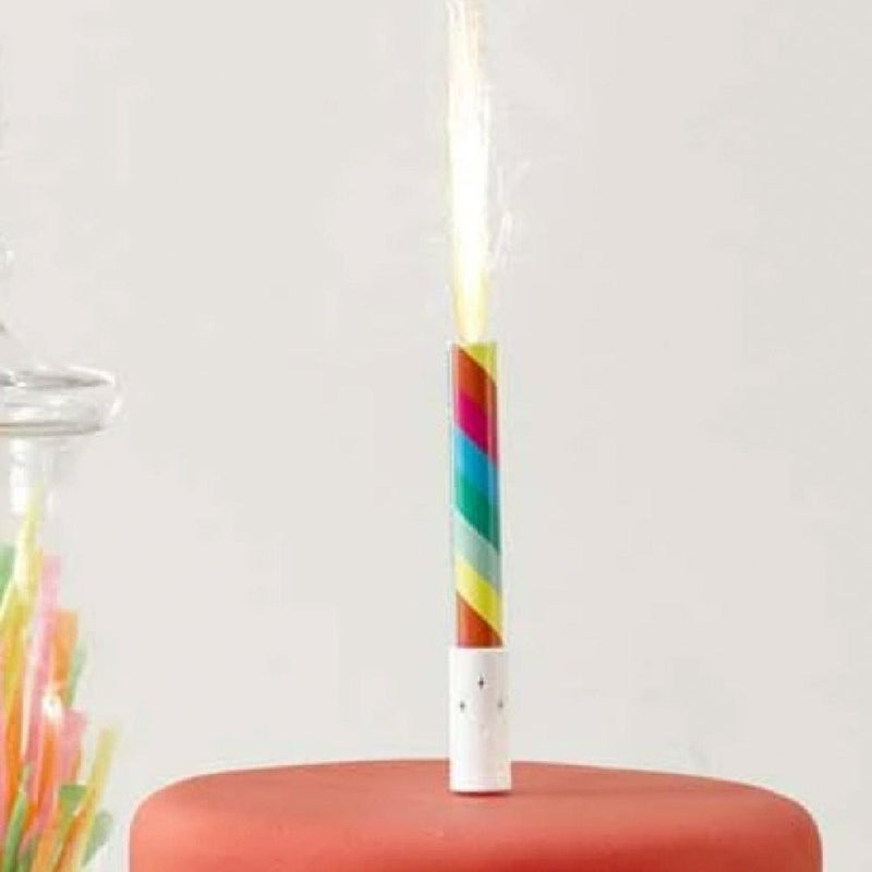 Birthday Brights Rainbow - Cake Fountains (x3)