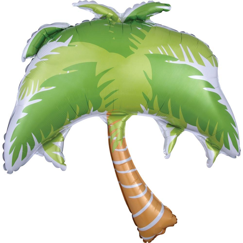 Palm Tree Foil Balloon