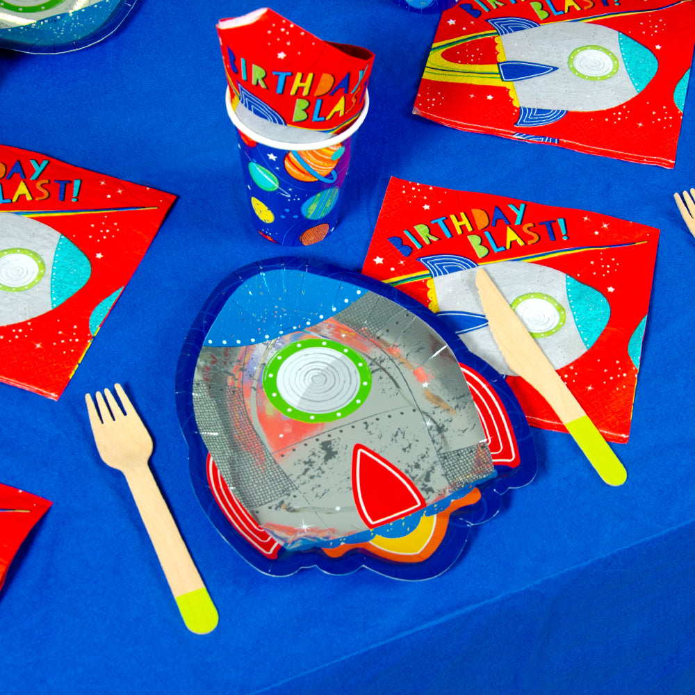 Blast Off!! - Party Table Set x8