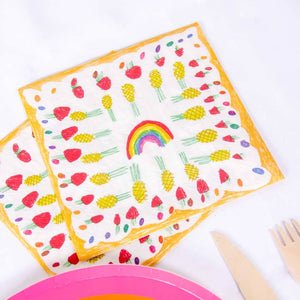 Magic Breakfast Charity Napkins (x20)