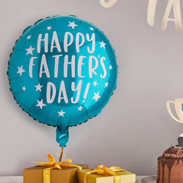 Happy Father's Day Foil Balloon
