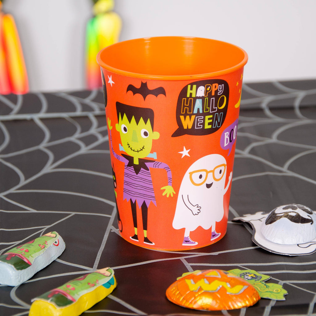 Halloween Plastic Favour Cup