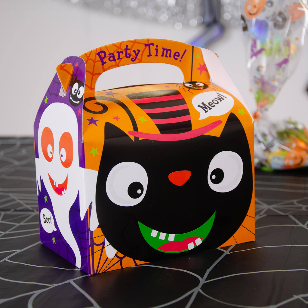 Halloween Party Boxes (x6)