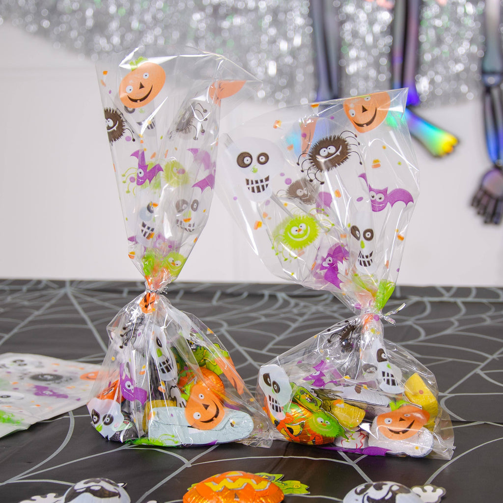 Spooky Smiles Cello Bag (x20)