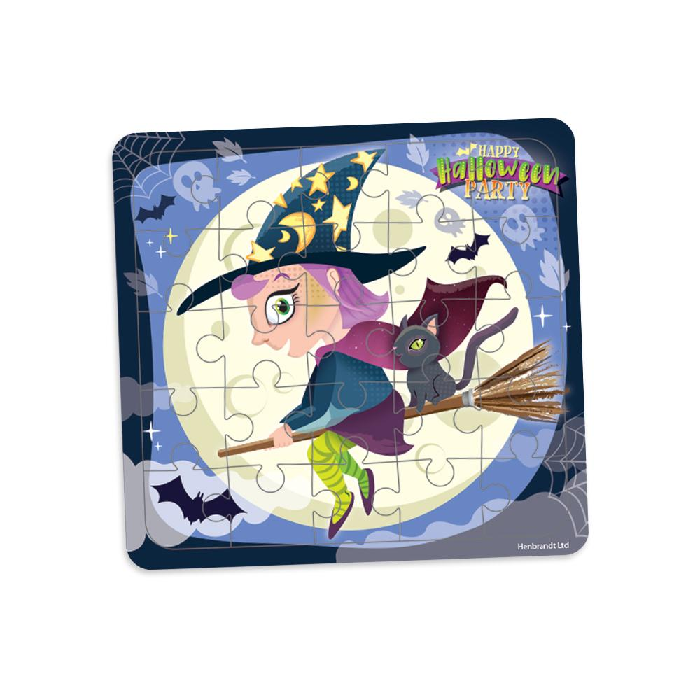 Halloween Kids Jigsaw Puzzle (x6)