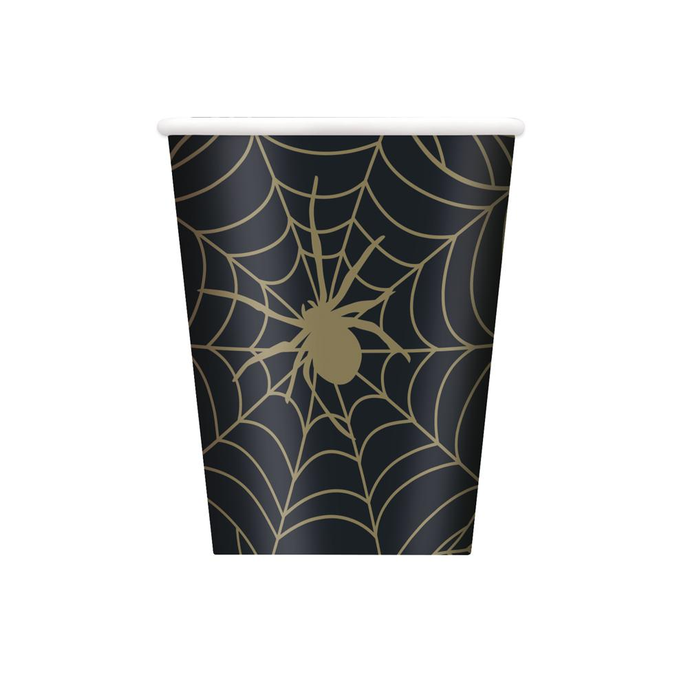 Frightfully Fabulous Paper Party Cups (x8)