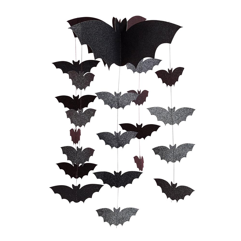 Halloween Bat Ceiling Decoration