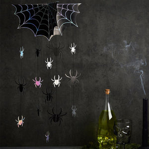 Hanging Spider Decorations