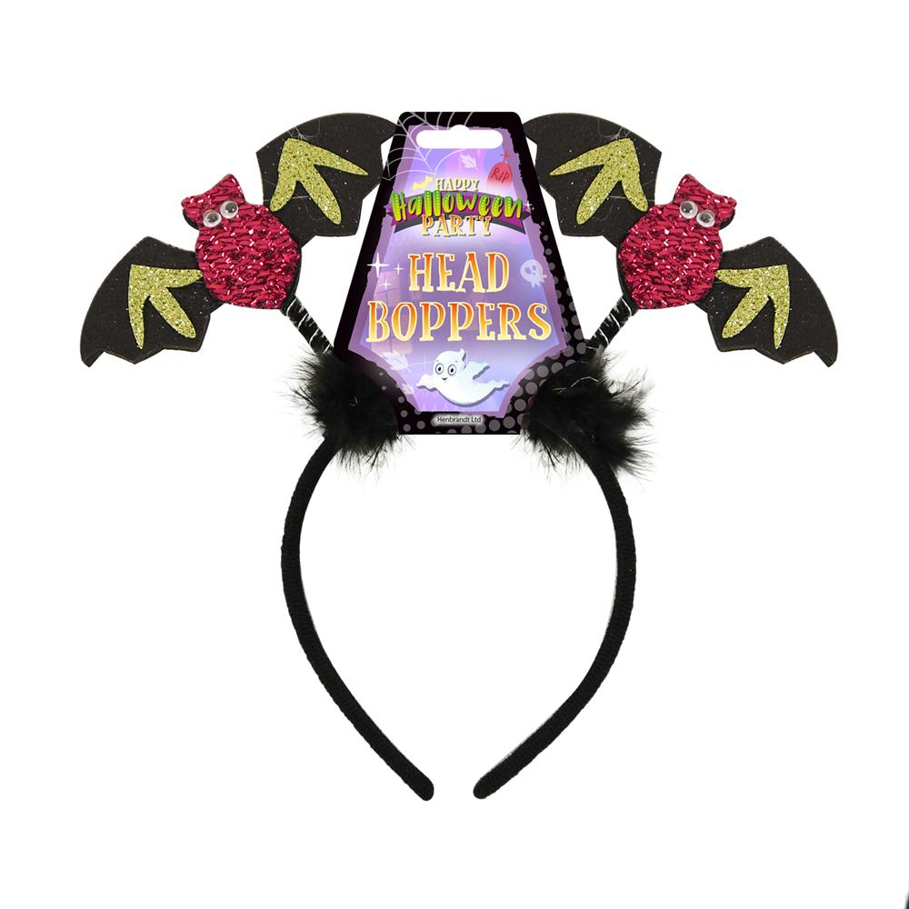 Click to view product details and reviews for Halloween Costume Head Boppers Bats.