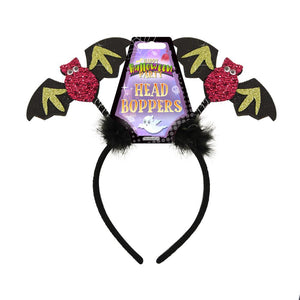Halloween Costume Head Boppers - Bats