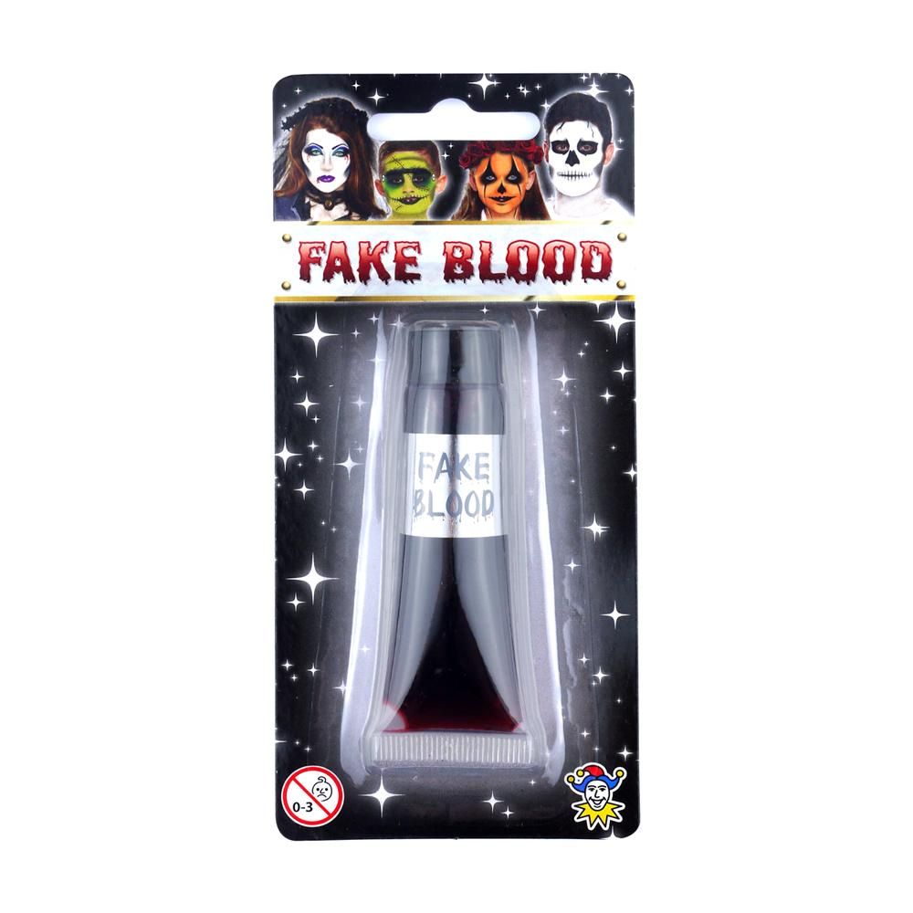 Click to view product details and reviews for Fake Blood Tube 16ml.