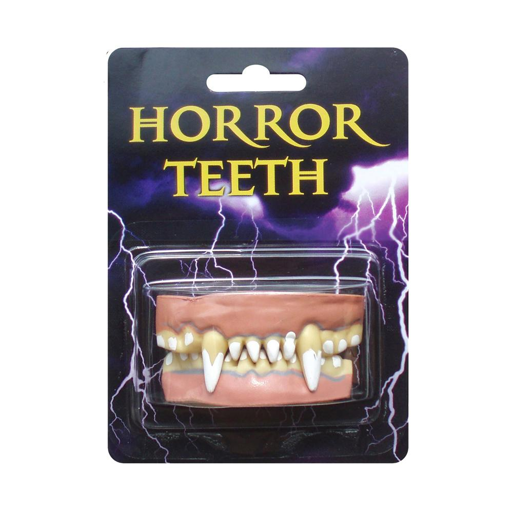 Halloween Horror Teeth
